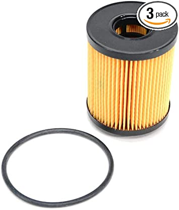 Premium Oil Filter for Dodge Dart with 1.4L Engine 2013 2014 2015 Case of 12