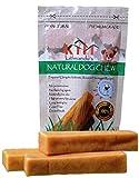 Kathmandu's Natural Dog Chew, 0.5 lb Bag, 3-Count, Medium Chews