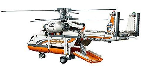 LEGO Technic Elicottero da Carico Costruzioni Gioco Bambina Giocattolo, Multicolore, 42052 5 spesavip