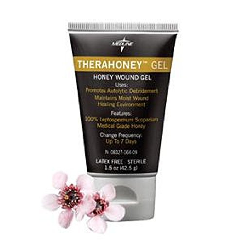 TheraHoney Wound Gel 1 5 Tube