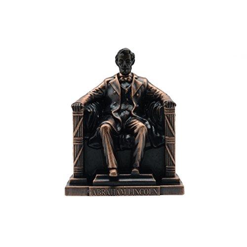 US President Abraham Lincoln Memorial Die Cast Pencil Sharpener