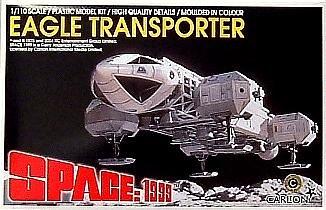 Space 1999 No.01 Eagle transporter space 1999 (japan import) Aoshima