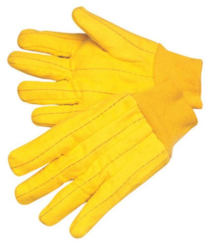 Liberty 4203Q Regular Weight Golden Chore Men's Glove, Yellow (Pack of (Chore Gloves)
