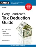 Books : Every Landlord's Tax Deduction Guide