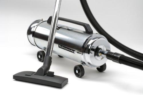 Metropolitan Professionals ADM-4SF 11.25 Amp 4-Horsepower Canister Vacuum with Quadruple Hepa Filtration