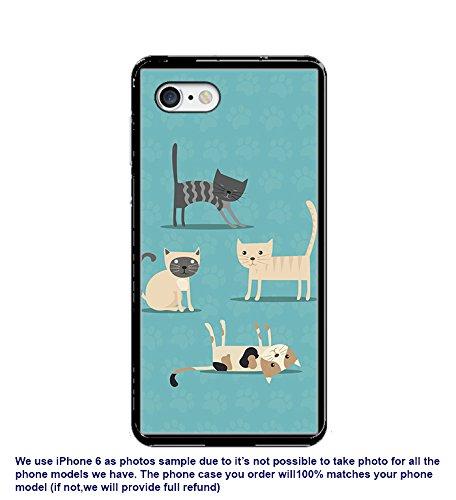 Apple iPhone 7 Plus Rückseite Hülle Schutzhülle Etui Abdeckung Case - Entwurf 087