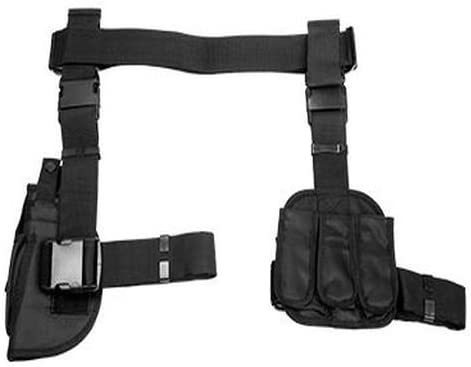 Details about  /Molle Drop Leg Panel Holster Set Gun Bag Outdoor Hunting Equipment for Tools