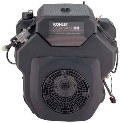 Amazon Com Kohler Command V Twin Horizontal Engine With Electric Start 20 Hp 1 1 8in X 4in Shaft Model Pa 64503 Garden Outdoor