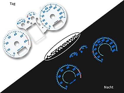 LETRONIX Plasma - Discos para tacómetro, Polo 6nF 6n2 0-200 km/h ...
