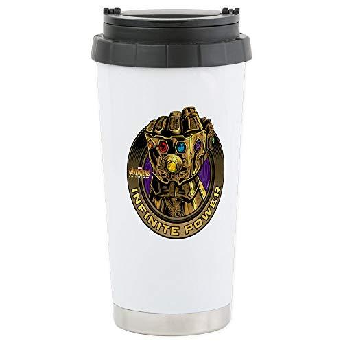 (CafePress Avenger Infinity Stainless Steel Travel Mug, Insulated 16 oz. Coffee)