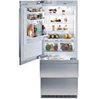 Liebherr Fully Integrated Bottom Freezer Refrigerator Panel Ready, 30, Left Hinge