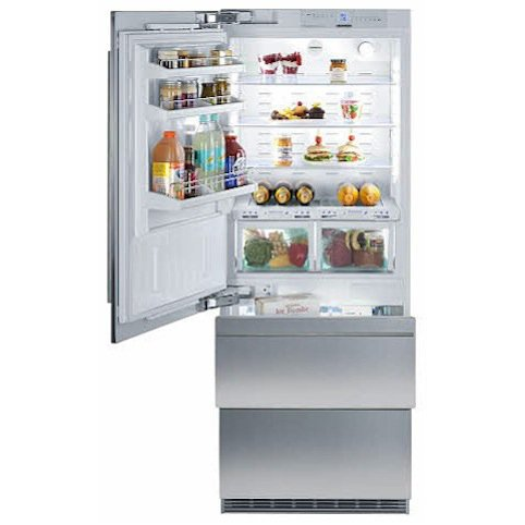 Liebherr Fully Integrated Bottom Freezer Refrigerator Panel Ready, 30