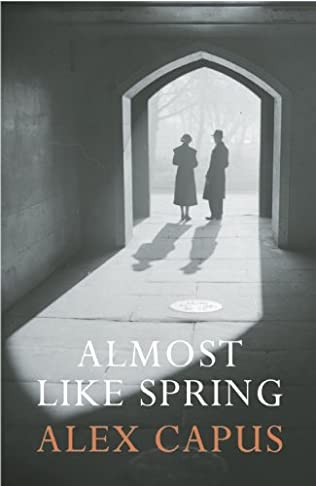 book cover of Almost Like Spring