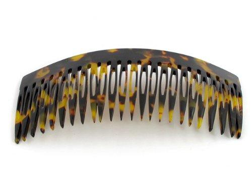 Klassischer französischer Haarkamm | Steckkamm 11.5 cm | Handgefertigt in Frankreich
