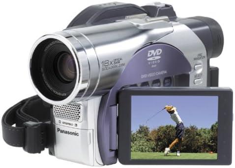 Compatible with Panasonic VDR-M50 TrueVue Anti-Glare Digital Camcorder Screen Protector Lexerd