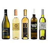 White Wine Sampler - Five (5) Non-Alcoholic Wines