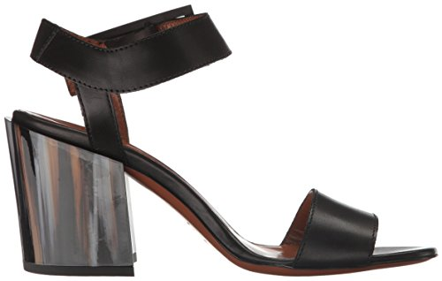 Aquatalia by Marvin K. Womens fredia Calf Dress Sandal Black VztrVF