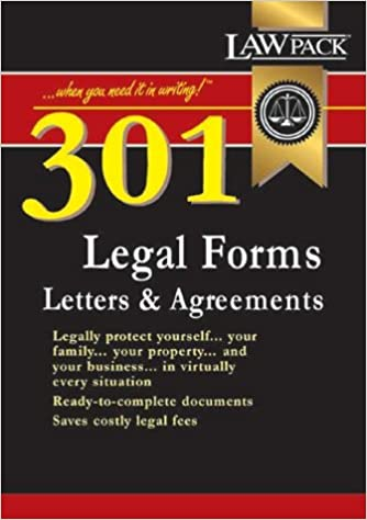 Buy Legal Forms Letters And Agreements Legal Form Books Book - Where to buy legal forms