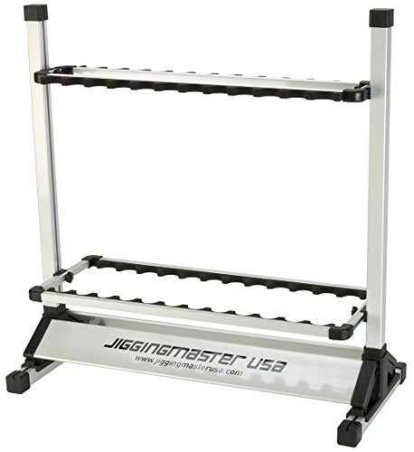 Evike Jigging Master Rod Racks - (62475)