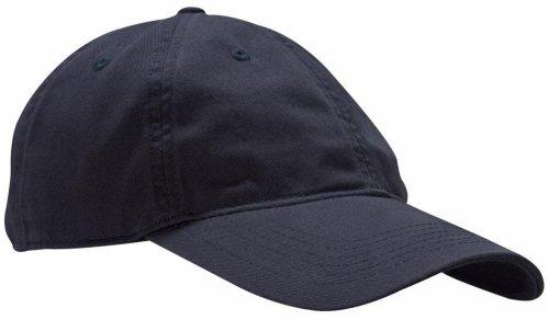 Organic Cotton Cap (econscious 100% Organic Cotton Twill Adjustable Baseball Hat (Pacific))
