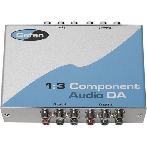 (Gefen EXT-COMPAUD-143 1:3 Component Audio Distribution Amplifier)