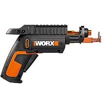 WORX WX255L SD Semi-Automatic Power Screw Driver with Screw Holder