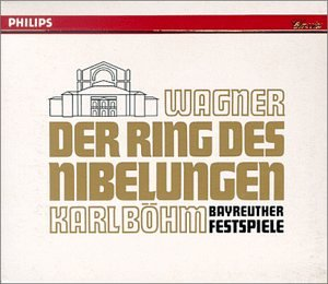 Wagner: Der Ring des Nibelungen, WWV 86a-d (1966- 1967) by Polygram Records / Philips