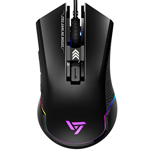 VicTsing Pro Gaming Mouse Wired