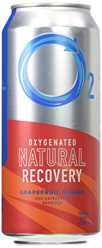 O2 Oxygentated Recovery Drink Grapefruit product image