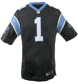 NFL Jerseys Cheap - Amazon.com : Nike NFL Luke Kuechly Carolina Panthers Jersey Black ...
