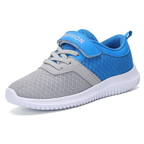 Back To Search Resultsmother & Kids Humor 2019 New Kid Shoes Track & Field Shoes Lace Up Children Sport Sneakers Kid Soft Trainer Outdoor Walking Girl Blue Footwear Children's Shoes