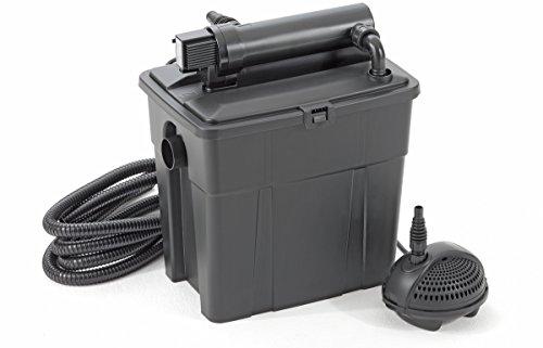 Pontec MultiClear Set 8000 - Filtro Compacto de Gravedad