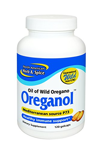 North American Herb and Spice, Oreganol P73 Softgels, 120 Count Review