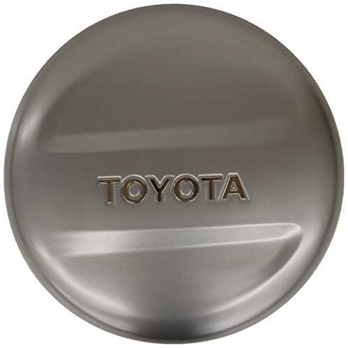 Genuine Toyota PT218-42045-01 Spare Tire Carrier Cover - Buy Online in UAE. | Automotive ...