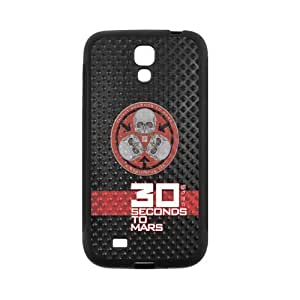 Cute Panda Custom-Protective Samsung Galaxy S4 Rubber Case 30 Seconds To Mars Back Case for Samsung Galaxy S4 by mcsharks