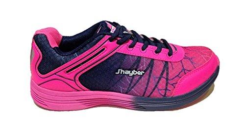 J'hayber  REVILO, Damen Laufschuhe Pink Rosa