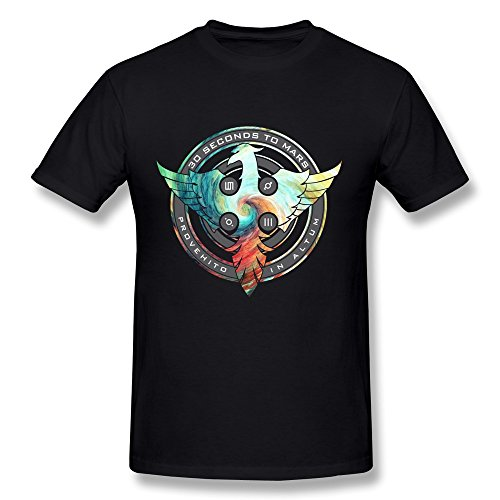 30 Seconds To Mars Tee Shirt For Man