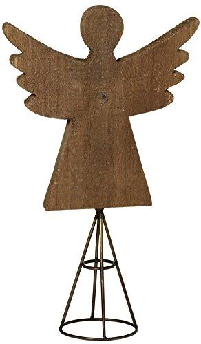 Wooden Angel Tree Topper