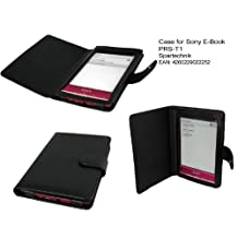Black Case for Sony PRS-T1 - carry case, etui for Sony E-Book Reader PRS T1 - fits model: Sony E-Book Reader PRS T1 - black