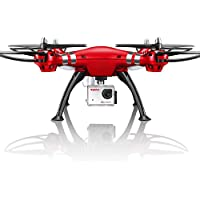 xlpace X8HG 2.4G 8.0MP Camera Hovering Drone with 3D Flips And SD Card 6-Axis Gyro Quadcopter And Headless Mode