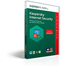 Kaspersky Lab Internet Security 2017 - 1 Device/1Year KeyCode (includes 2015 Award)
