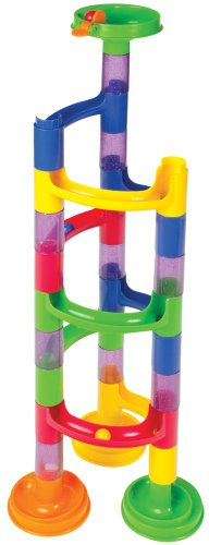 Toysmith 37-Piece Marble Run New