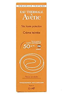 Crema Solar Avène Color Spf50+ 50 ml