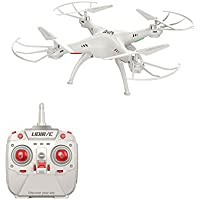 Rc Drone Toys for Kids 4CH 6Axis Quadcopter For Beginners -Altitude Hold, Headless Mode , One key Return