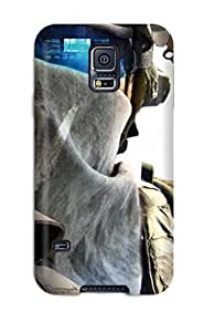 For Galaxy Case, High Quality Ghost Recon Future Soldier For Galaxy S5 Cover Cases