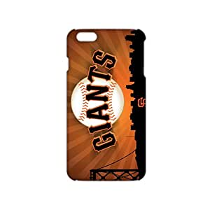 2015 Ultra Thin 3D Case Cover SF Giants Phone Case for iPhone6