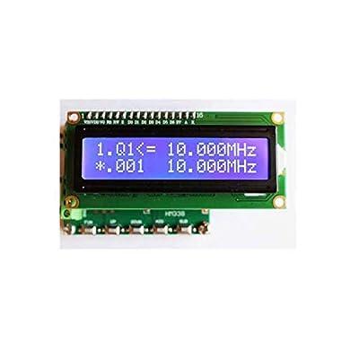 5PCS Pulse Signal Generator Signal Source Three-Way Division Digital VFO 1~150M