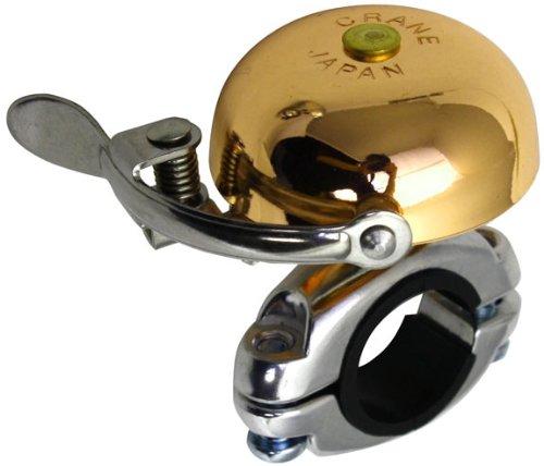 Crane Bell Co Suzu Mini Bell, brass