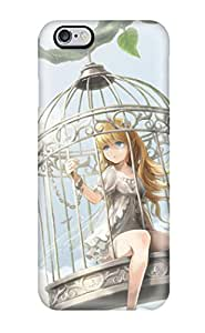 Hot MbOovoc4984HooJv Animal Barefoot Bird Blondeblue Cage Chain Clouds Dress Leavesoriginalinted Ears Shackles Sky Ume Illegal Bible Tpu Case Cover Compatible With Iphone 5/5s