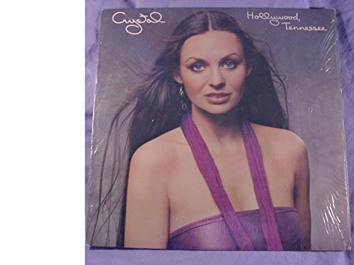 Crystal Gayle Mint / NM Stereo Lp & Printed Lyric Inner Sleeve - Hollywood Tennessee - Columbia Records - Mint Hollywood